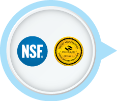 water quality nsf certification