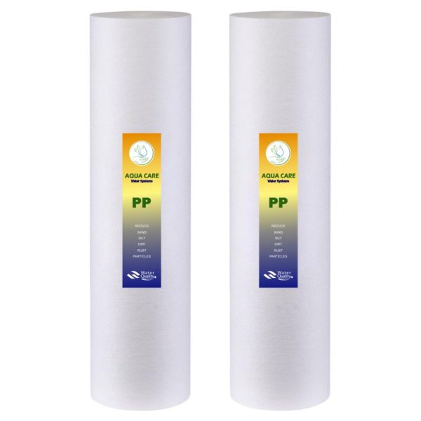 pp sediment water filter cartridges