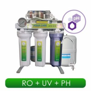 aqua 8 stage alkaline water fitler