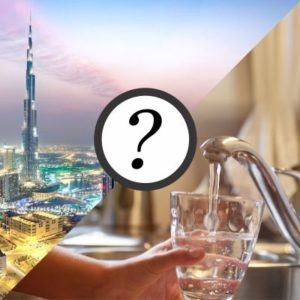 what is dubai water
