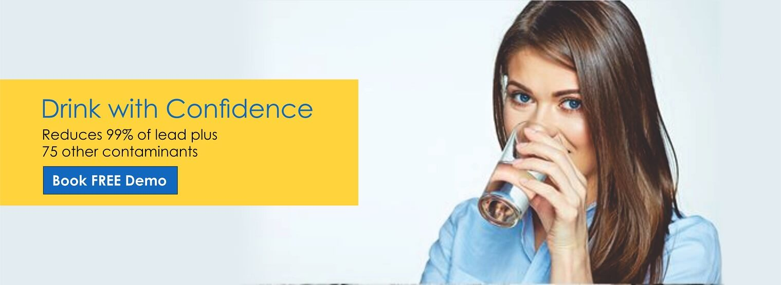 drink water with confidence