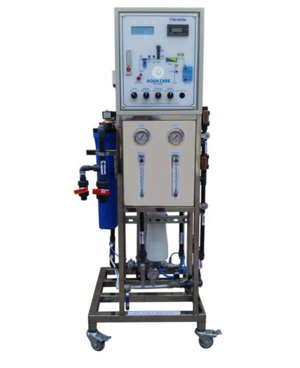 1500 gpd ro water purification system