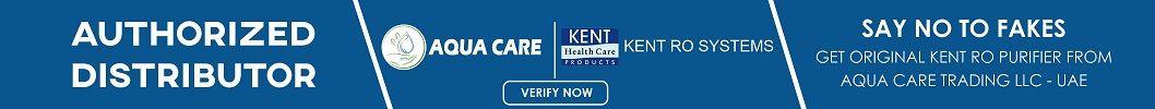 authorized distributor for kent uae region
