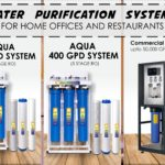 RO Water Purifier for drinking water and cooking