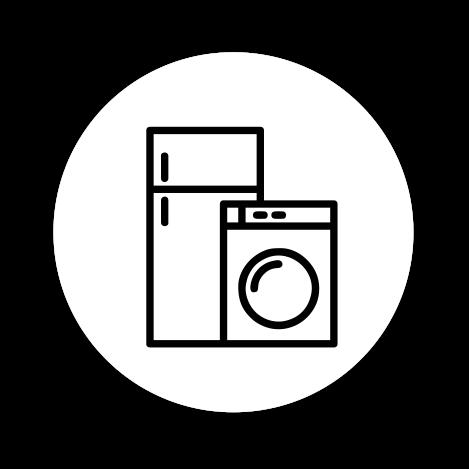 no buildup in appliances
