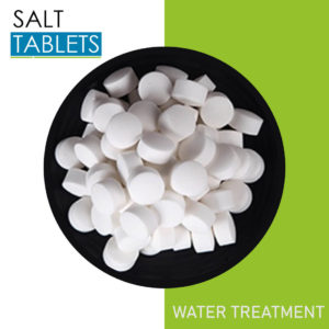 water softener salt tablets